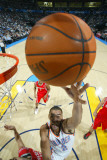 Houston Rockets v Oklahoma City Thunder: Thabo Sefolosha Photographic Print by Bill Baptist