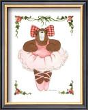 Ballerina Bear I Prints by Carol Robinson