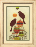Home Sweet Home Prints by Amy Ruppel