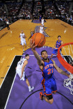 New York Knicks v Sacramento Kings: Wilson Chandler Photographic Print by Rocky Widner