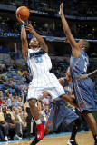 Charlotte Bobcats v New Orleans Hornets: Willie Green and Dominic McGuire Photographic Print by Layne Murdoch