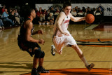 Utah Flash v Idaho Stampede: Luke Babbitt and Brian Hamilton Photographic Print by Otto Kitsinger