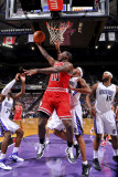 Chicago Bulls v Sacramento Kings: Ronnie Brewer Photographic Print by Rocky Widner