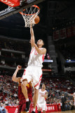 Cleveland Cavaliers v Houston Rockets: Kevin Martin Photographic Print by Bill Baptist
