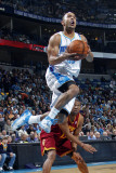 Cleveland Cavaliers v New Orleans Hornets: Jerryd Bayless Photographic Print by Layne Murdoch