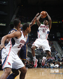 Indiana Pacers v Atlanta Hawks: Jamal Crawford Photographic Print by Scott Cunningham