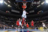 Los Angeles Clippers v Denver Nuggets: Chauncey Billups Photographic Print by Garrett Ellwood