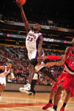 Portland Trail Blazers v Phoenix Suns: Jason Richardson Photographic Print by Barry Gossage