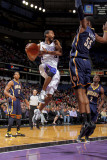 Indiana Pacers v Sacramento Kings: Luther Head Photographic Print by Rocky Widner