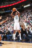 Memphis Grizzlies v Utah Jazz: Raja Bell Photographic Print by Melissa Majchrzak