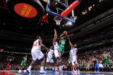 Boston Celtics v Philadelphia 76ers: Ray Allen Photographic Print by Jesse D. Garrabrant