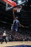 Memphis Grizzlies v Atlanta Hawks: Tony Allen Photographic Print by Scott Cunningham