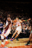 Boston Celtics v New York Knicks: Danilo Gallinari Photographic Print by Lou Capozzola