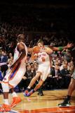 Boston Celtics v New York Knicks: Danilo Gallinari Photographic Print by Lou Capozzola