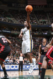 Miami Heat v Utah Jazz: C.J. Miles Photographic Print by Melissa Majchrzak