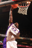 Los Angeles Clippers v Phoenix Suns: Jason Richardson Lámina fotográfica por Barry Gossage