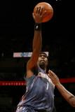 Charlotte Bobcats v Miami Heat: Stephen Jackson Photographic Print by Issac Baldizon