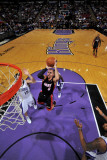 Miami Heat v Sacramento Kings: Carlos Arroyo Photographic Print by Rocky Widner