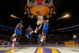 Golden State Warriors v Los Angeles Lakers: Matt Barnes Photographic Print by Noah Graham