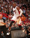 Phoenix Suns v Miami Heat: Dwyane Wade Foto av Victor Baldizon