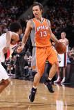Phoenix Suns v Portland Trail Blazers: Steve Nash Photographic Print by Sam Forencich
