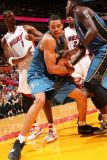 Washington Wizards v Miami Heat: JaVale McGee Photographic Print by Victor Baldizon