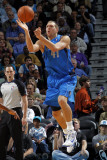 Dallas Mavericks v New Orleans Hornets: Dirk Nowitzki Photographic Print by Layne Murdoch