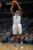 Sacramento Kings v New Orleans Hornets: Jarrett Jack Photographic Print by Layne Murdoch