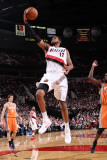Phoenix Suns v Portland Trail Blazers: LaMarcus Aldridge Photographic Print by Sam Forencich