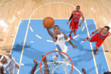 Chicago Bulls v Denver Nuggets: J.R. Smith Photographic Print by Garrett Ellwood