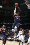 Washington Wizards v Atlanta Hawks: Josh Smith Photographie par Scott Cunningham
