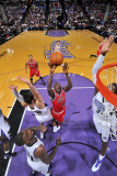 Chicago Bulls v Sacramento Kings: Luol Deng Photographic Print by Rocky Widner