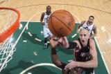 Miami Heat v Utah Jazz: Zydrunas Ilgauskas Photographic Print by Melissa Majchrzak