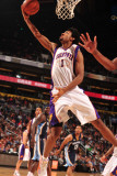 Memphis Grizzlies v Phoenix Suns: Josh Childress Lmina fotogrfica por Barry Gossage