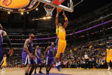 Sacramento Kings v Los Angeles Lakers: Kobe Bryant Photographic Print by Noah Graham
