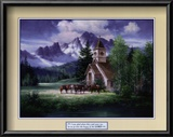 Western Church Art by Jack Sorenson