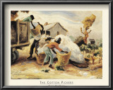 The Cotton Pickers Posters by Thomas Hart Benton