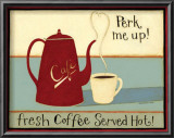 Perk Me Up Wall Art by Dan Dipaolo
