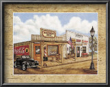 Barber Shop Prints by Kay Lamb Shannon