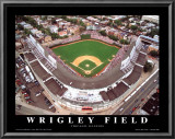 Wrigley Field - Chicago, Illinois Prints