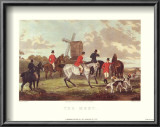 English Hunting Scenes I Posters by William Joseph Shayer
