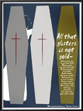 Merchant of Venice: All That Glisters Posters by Christopher Rice