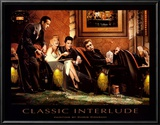 Classic Interlude Prints by Chris Consani