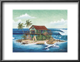 Way Outer Reef Prints by Rick Romano