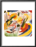Without Title Print by Wassily Kandinsky