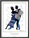 The Rhumba Prints by Ty Wilson