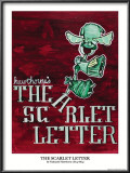 Scarlet Letter Prints by Ryan Mckowen