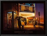 Midnight Matinee Prints by Chris Consani