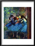 Ballerinas Prints by Edgar Degas