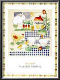 My Farm Prints by Martine Briffox